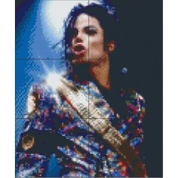 Set-Tablou-Personalizat-Michael-Jackson - 6 placute